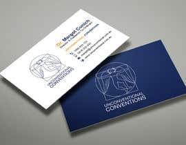 Nro 125 kilpailuun Design a business card käyttäjältä lipiakter7896
