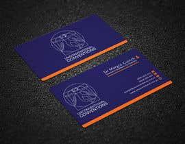 Nro 156 kilpailuun Design a business card käyttäjältä julhascadmaster