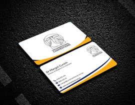 Nro 58 kilpailuun Design a business card käyttäjältä Nadib47