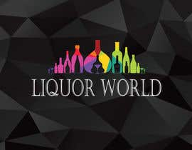"#37 untuk Design Shop Front for ""Liquor World"" retail store oleh lilymakh"