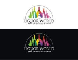 "#52 untuk Design Shop Front for ""Liquor World"" retail store oleh jones23logo"