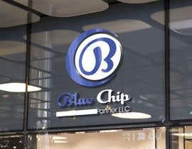 Sagor97 tarafından Company Logo- Blue Chip Partners, LLC için no 55