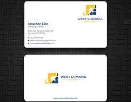 #48 para New Logo. 2 business cards and letterhead paper por Rahat4tech