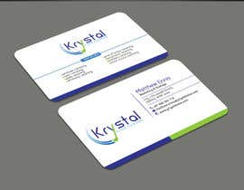 #71 para double side business card por faruquechisim068