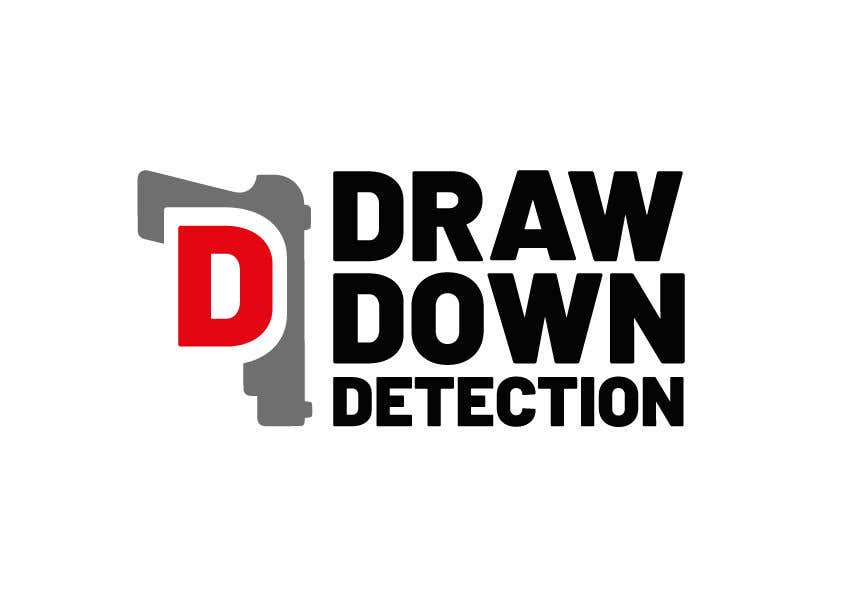 "Intrarea #10 pentru concursul ""Draw Down Detection - Logo"""