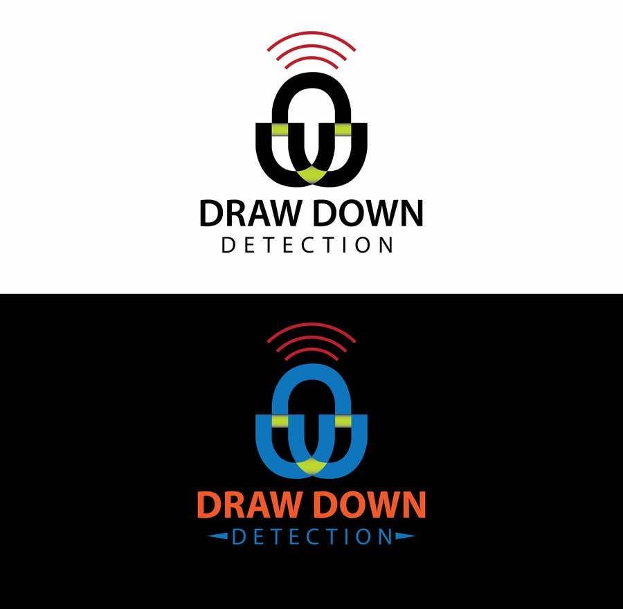 "Intrarea #137 pentru concursul ""Draw Down Detection - Logo"""
