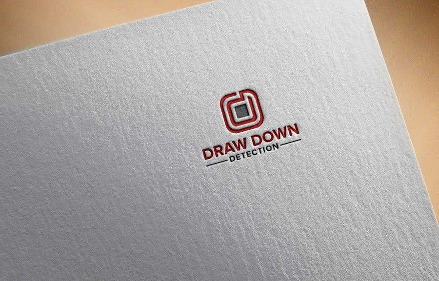 "Intrarea #254 pentru concursul ""Draw Down Detection - Logo"""