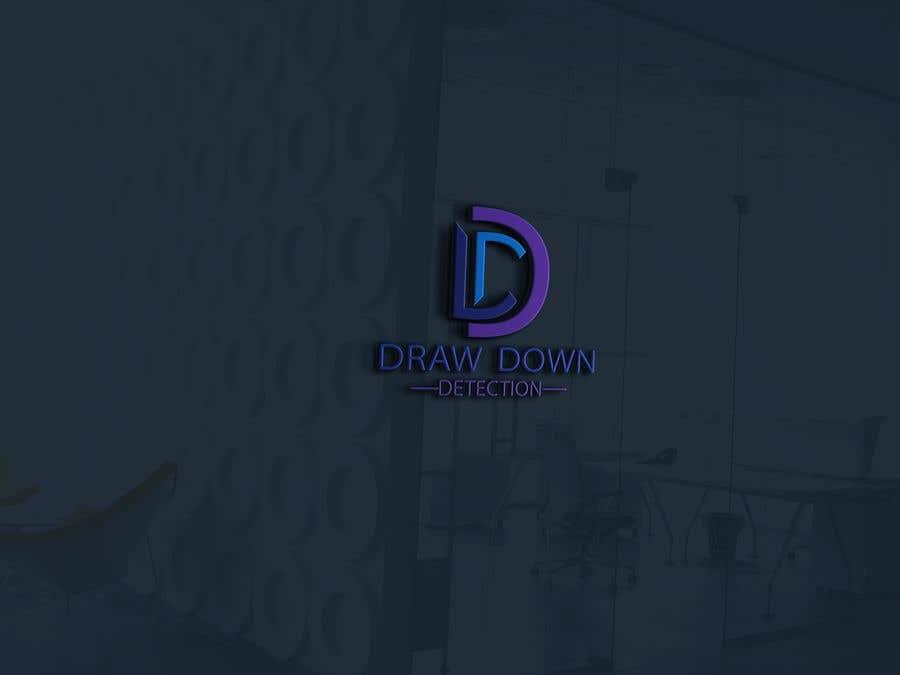 "Intrarea #63 pentru concursul ""Draw Down Detection - Logo"""