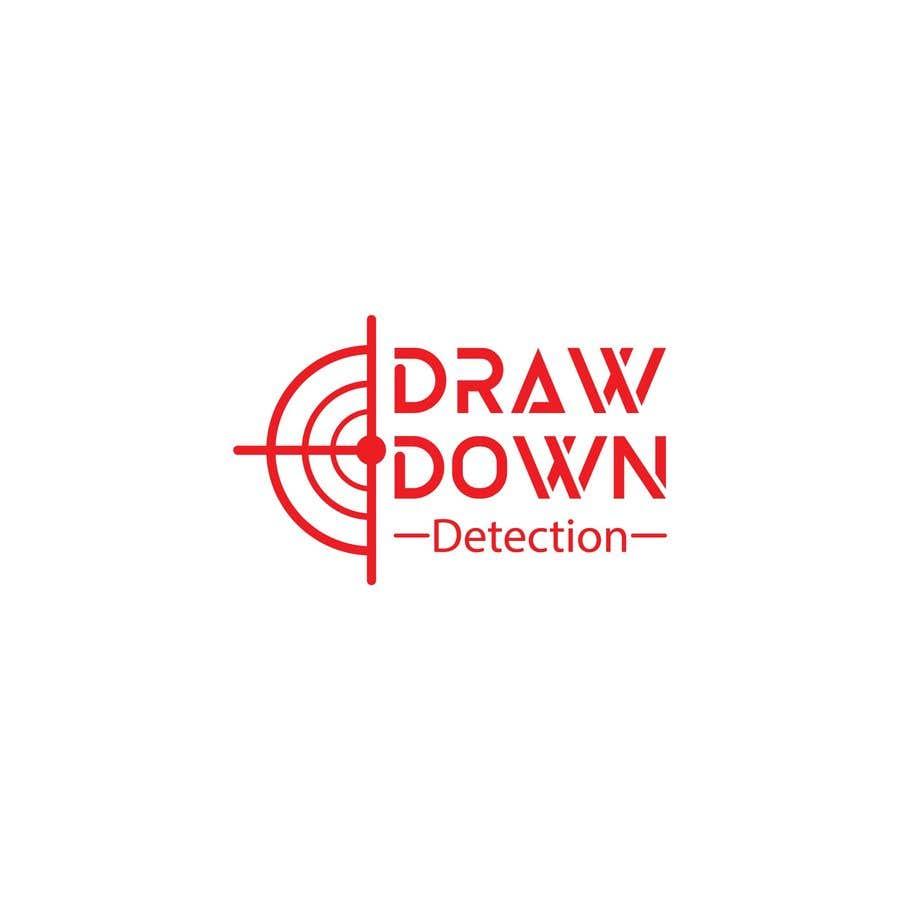 "Intrarea #205 pentru concursul ""Draw Down Detection - Logo"""