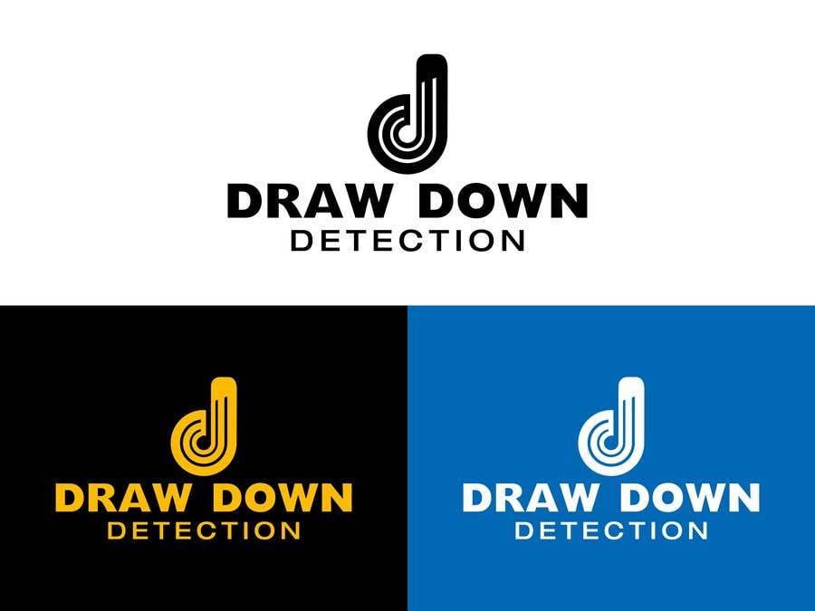 "Intrarea #11 pentru concursul ""Draw Down Detection - Logo"""