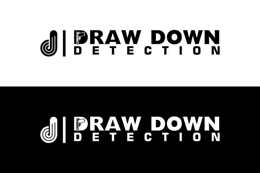 "Intrarea #48 pentru concursul ""Draw Down Detection - Logo"""