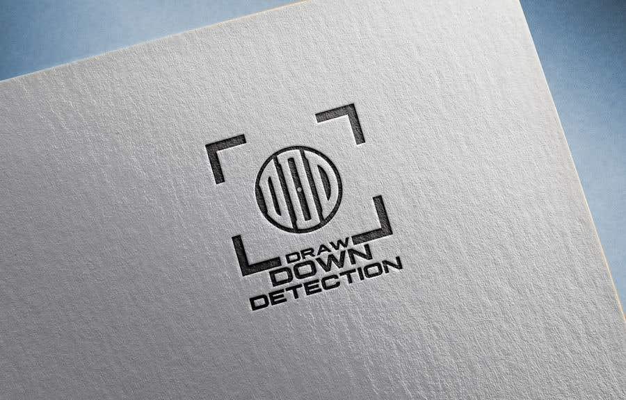 "Intrarea #72 pentru concursul ""Draw Down Detection - Logo"""