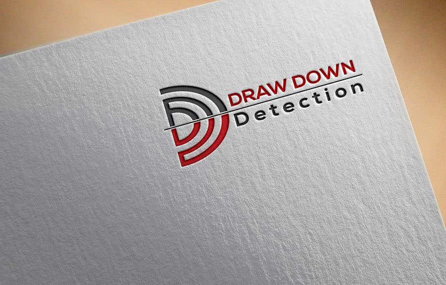 "Intrarea #115 pentru concursul ""Draw Down Detection - Logo"""