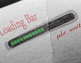 "#19 za Very Simple ""Loading Bar"" Design od khalidm132"