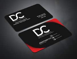 #45 for Make me a professional Business card by gdrithik