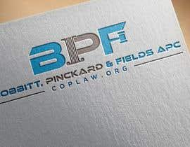 #112 za New logo for Lawfirm coplaw.org Bobbitt Pinckard & Fields, A.P.C od Samayera0