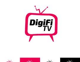#31 za Create a Logo for DigiFi TV od EstudioNomade