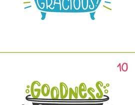 #103 za Goodness Gracious! We need a logo! od OpheliaStudio