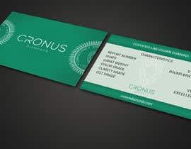 #14 za Vectorize & Improve Certificate Card od JPDesign24