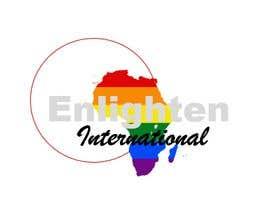Nro 12 kilpailuun Redesign the following packaging using the two logos of Enlighten Africa and Enlighten International käyttäjältä Zarminairshad
