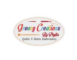 #56 za Groovy Creations by Phyllis - logo design od hennyuvendra
