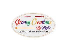 #57 za Groovy Creations by Phyllis - logo design od hennyuvendra