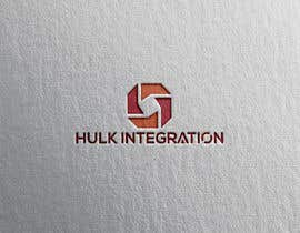 #28 za LOGO FOR HULK INTEGRATION od SayedBin999