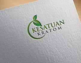 #482 za Kesatuan Kratom Logo Design od mstlayla414