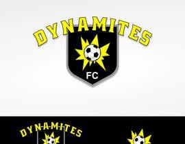 #87 za Create a Football team logo - DYNAMITES od blake0024
