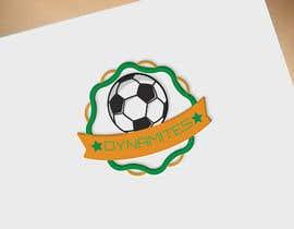 #89 za Create a Football team logo - DYNAMITES od DesignInverter
