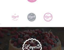 #115 za Design a logo for a home bakery with packaging material designs od CreativityforU