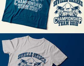 #29 for Swim team t-shirt by Exer1976