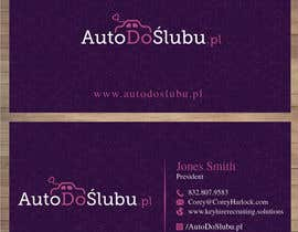 #2 for Project of Rollup Poster Banner Leaflet Business card AutoDoŚlubu.pl af noorpiash