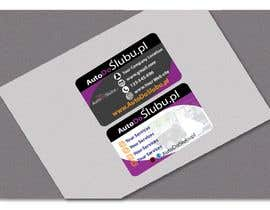 #6 for Project of Rollup Poster Banner Leaflet Business card AutoDoŚlubu.pl af anantadhar1175