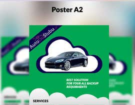 #19 for Project of Rollup Poster Banner Leaflet Business card AutoDoŚlubu.pl af porikhitray14780