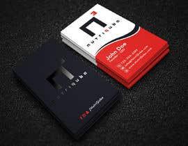 #104 za Design a modern business card od iqbalsujan500