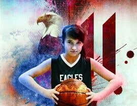 #129 za Intimidating Sport Design Poster od Mina1329