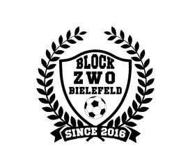 Nro 13 kilpailuun German football/soccer fan club Crest/Emblem Logo Design käyttäjältä zakeyasultana