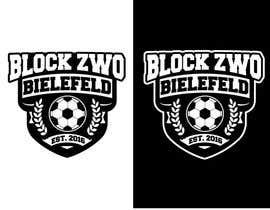 Nro 4 kilpailuun German football/soccer fan club Crest/Emblem Logo Design käyttäjältä feramahateasril