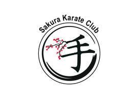 #3 za Karate Club Badge Logo Design od AKIRASSAN
