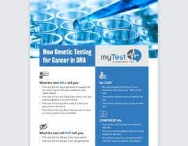 #14 za brochure for my test diagnostics od meenapatwal