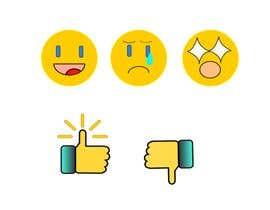 #25 za Messenger reaction emojis od LubabaRehman