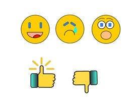 #27 za Messenger reaction emojis od LubabaRehman