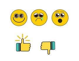 #28 za Messenger reaction emojis od LubabaRehman