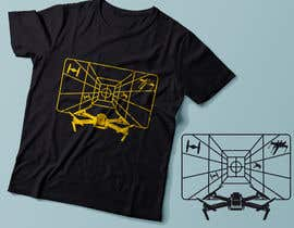 #24 za Star Wars Parody Shirt Design (Drone Wars) od Exer1976
