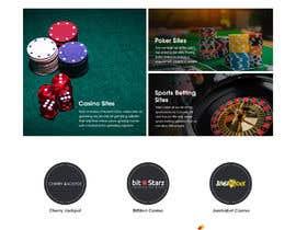 #11 za New Wordpress Theme for Online Gambling Site od saidesigner87