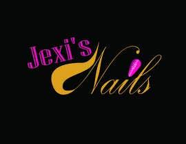 #50 za Jexi's Nails - Design a logo for a nail salon od mithun2uhalder
