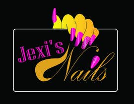 #51 za Jexi's Nails - Design a logo for a nail salon od mithun2uhalder