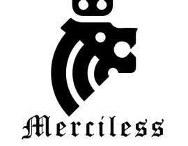 """#4 pentru new logo design! It must have the word """"Merciless"""", and the word merciless has to be red. I have attached the current logo for the company Merciless Sounds. de către abdofteah1997"""