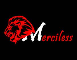 """#8 pentru new logo design! It must have the word """"Merciless"""", and the word merciless has to be red. I have attached the current logo for the company Merciless Sounds. de către thelastoraby"""